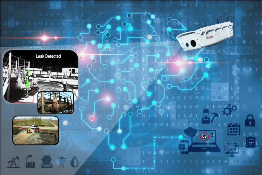 Artificial intelligence built into the IntelliView Dual Camera Analytic Module (DCAM™) for automated, real-time detection and alerting.