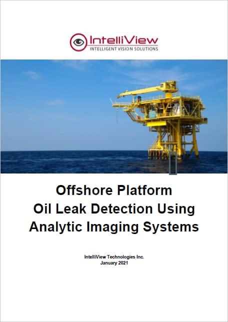 Whitepaper: Offshore Platform Oil Leak Detection Using Analytic Imaging Systems
