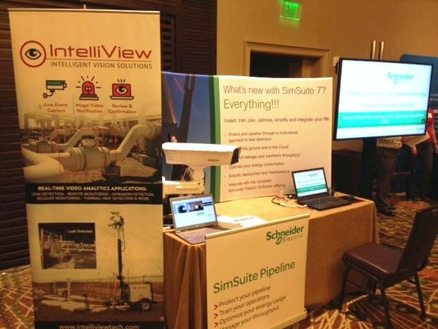 IntelliView Technologies at the 2017 American Petroleum Institute (API) Pipeline & Control Room Forum, April 24-27, San Antonio Texas.