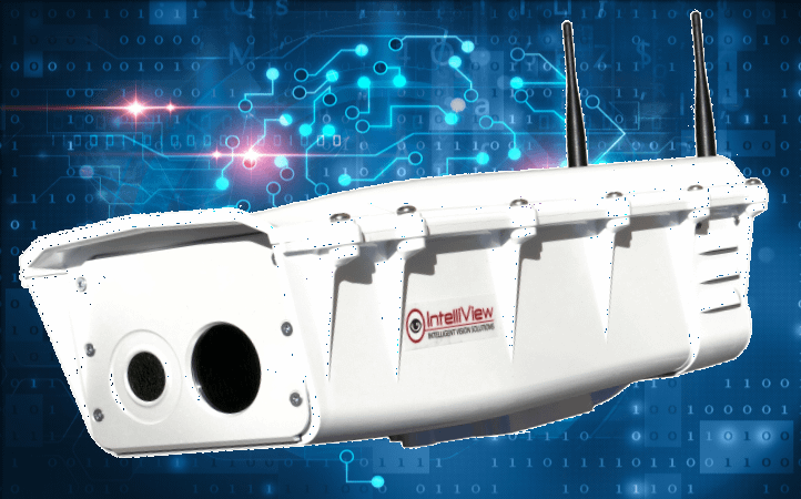 video analytics based artificial intelligence built into the Dual Camera Analytic Module (DCAM) for liquid leak detection and remote monitoring for oil/gas, mining and industries applications. https://intelliviewtech.com