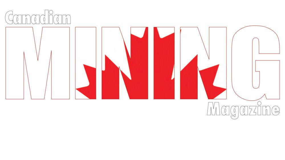 canadian mining magazine title plate